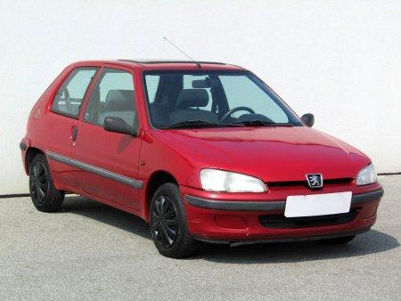 Peugeot 106, 2003