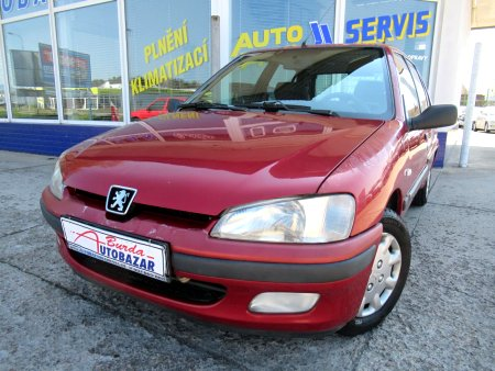 Peugeot 106, 2000
