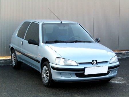 Peugeot 106, 2001