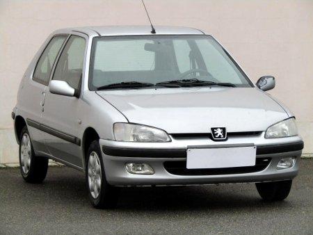Peugeot 106, 1999