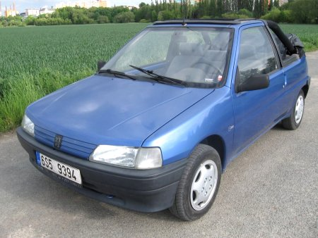 Peugeot 106, 1993