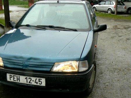 Peugeot 106, 1995