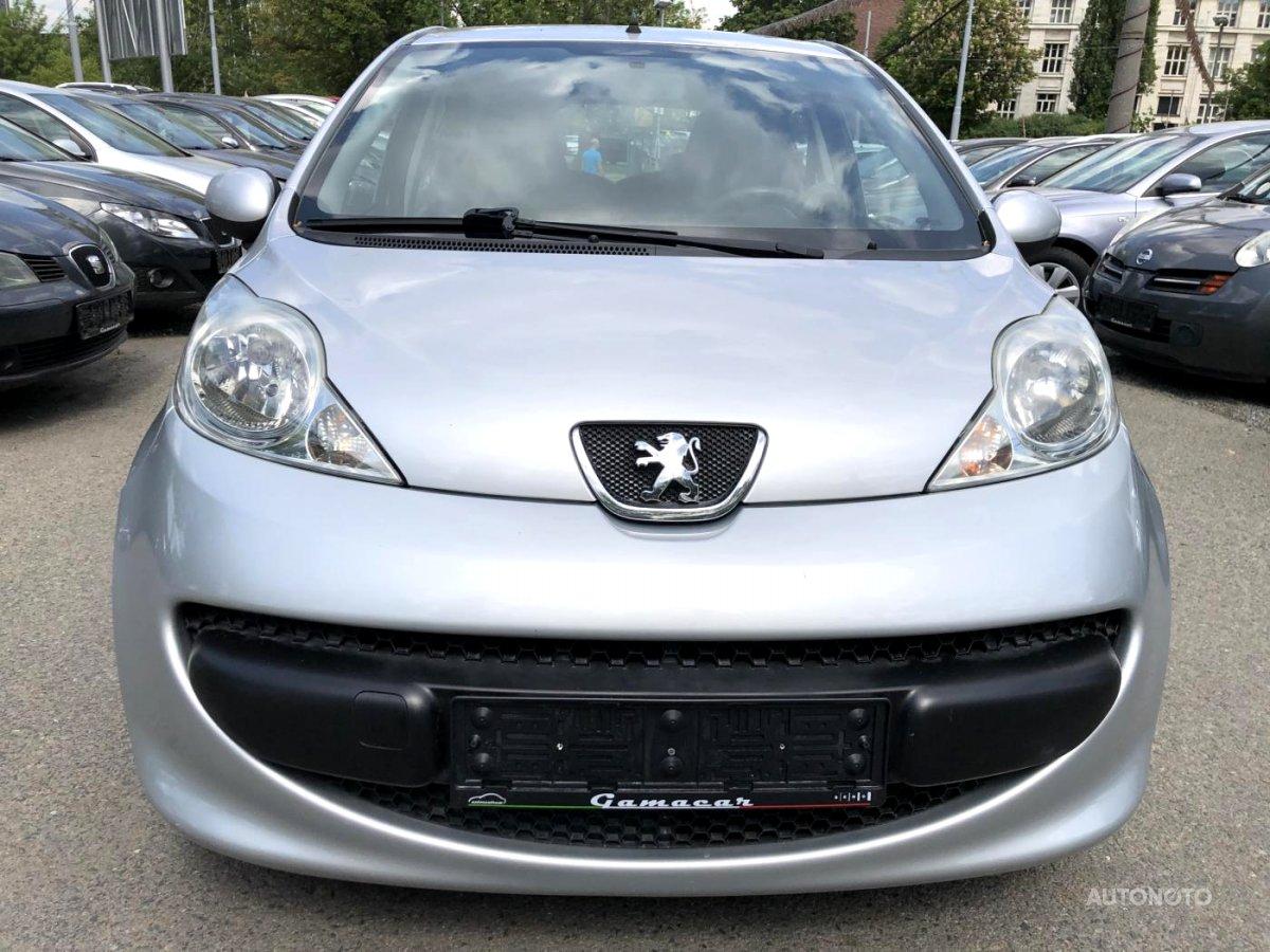 Peugeot 107, 2006 - celkový pohled