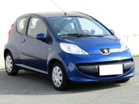 Peugeot 107, 2006