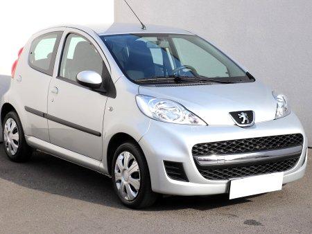 Peugeot 107, 2011