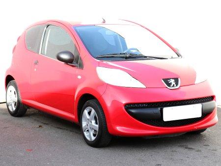 Peugeot 107, 2005