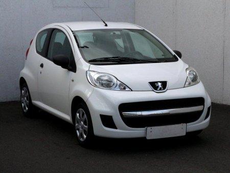 Peugeot 107, 2010