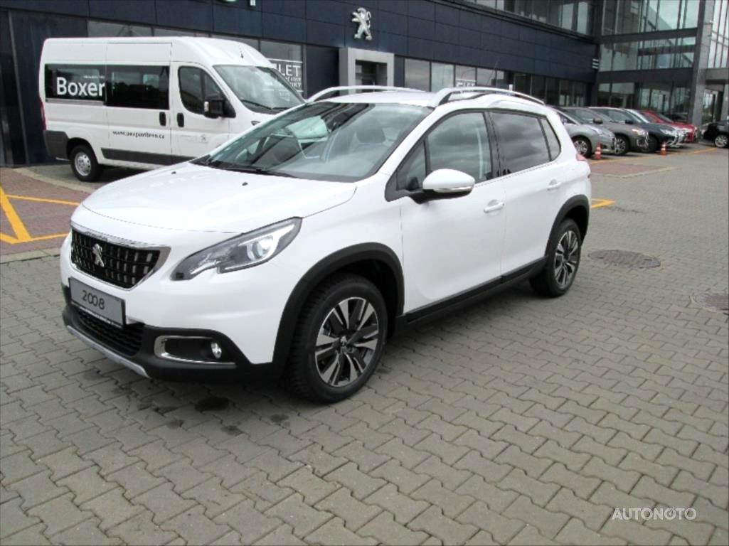 Peugeot 2008, 2019 - celkový pohled
