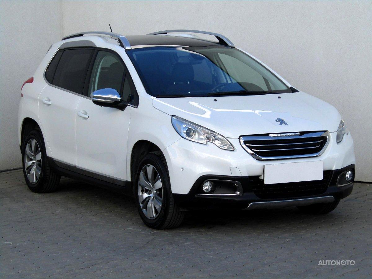 Peugeot 2008, 2013 - celkový pohled