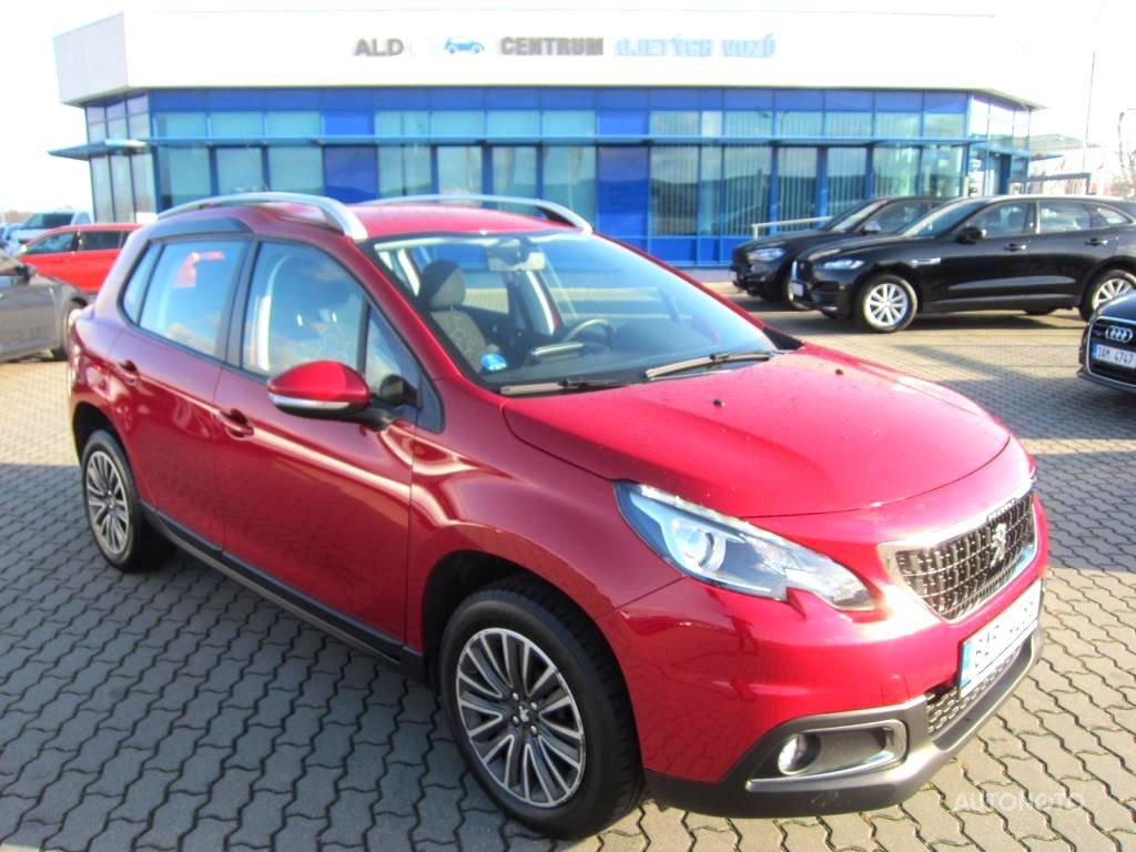 Peugeot 2008, 2017 - celkový pohled