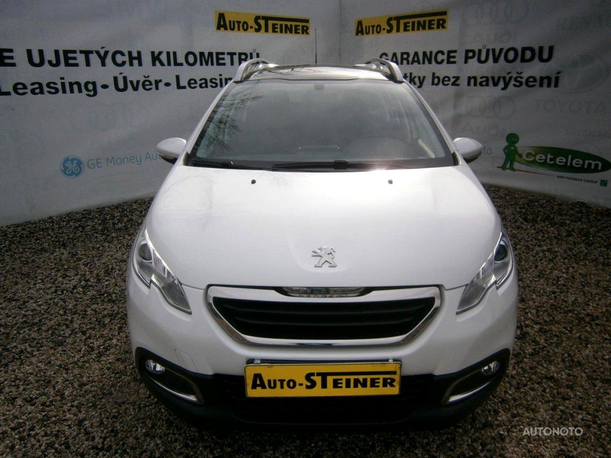 Peugeot 2008, 2014 - celkový pohled