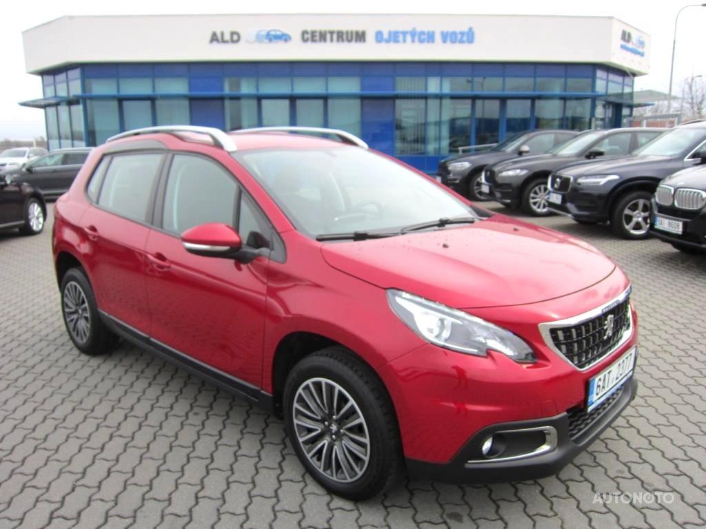 Peugeot 2008, 2018 - celkový pohled