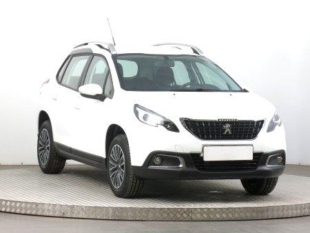 Peugeot 2008, 2017
