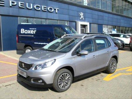 Peugeot 2008, 2018