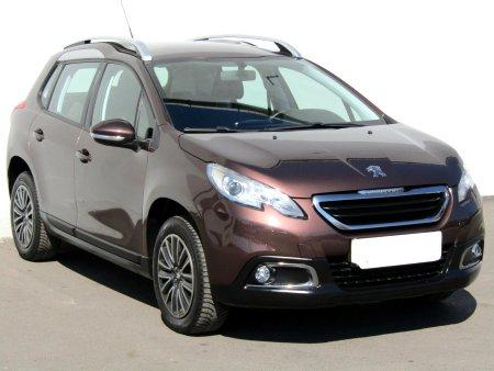 Peugeot 2008, 2013