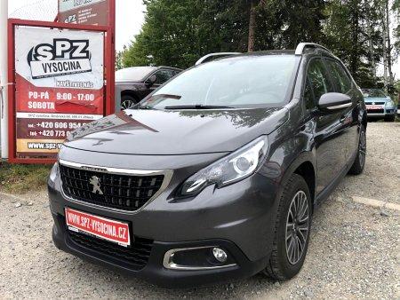 Peugeot 2008, 2019