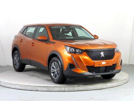 Peugeot 2008, 2021
