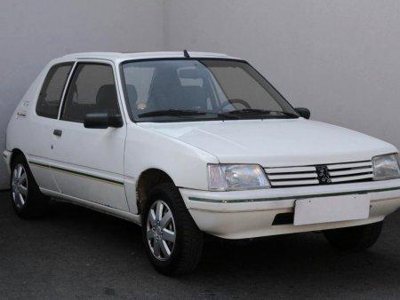 Peugeot 205, 1999