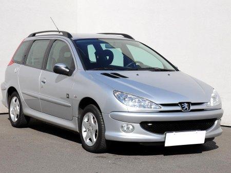 Peugeot 206, 2007