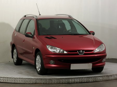 Peugeot 206, 2006