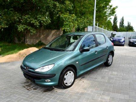 Peugeot 206, 2000