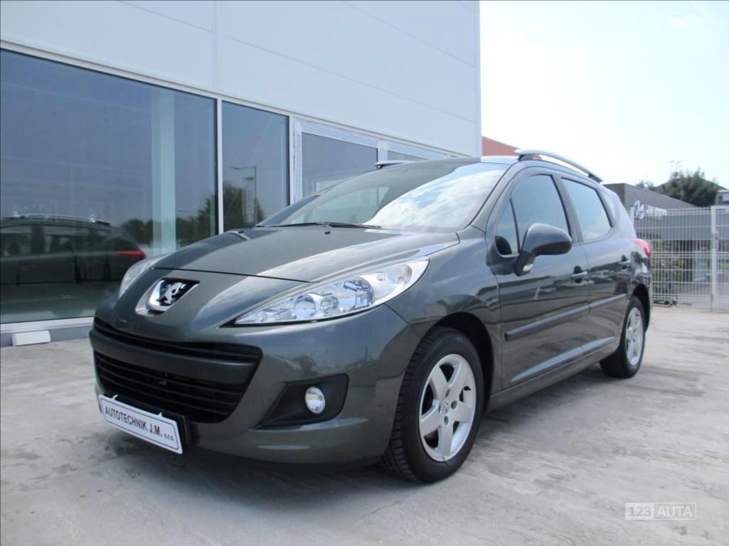 Peugeot 207, 2009 - celkový pohled