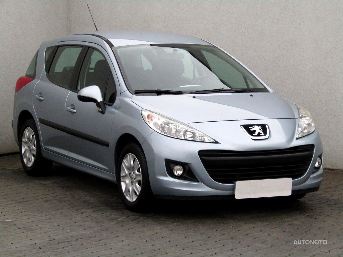 Peugeot 207, 2011 - celkový pohled