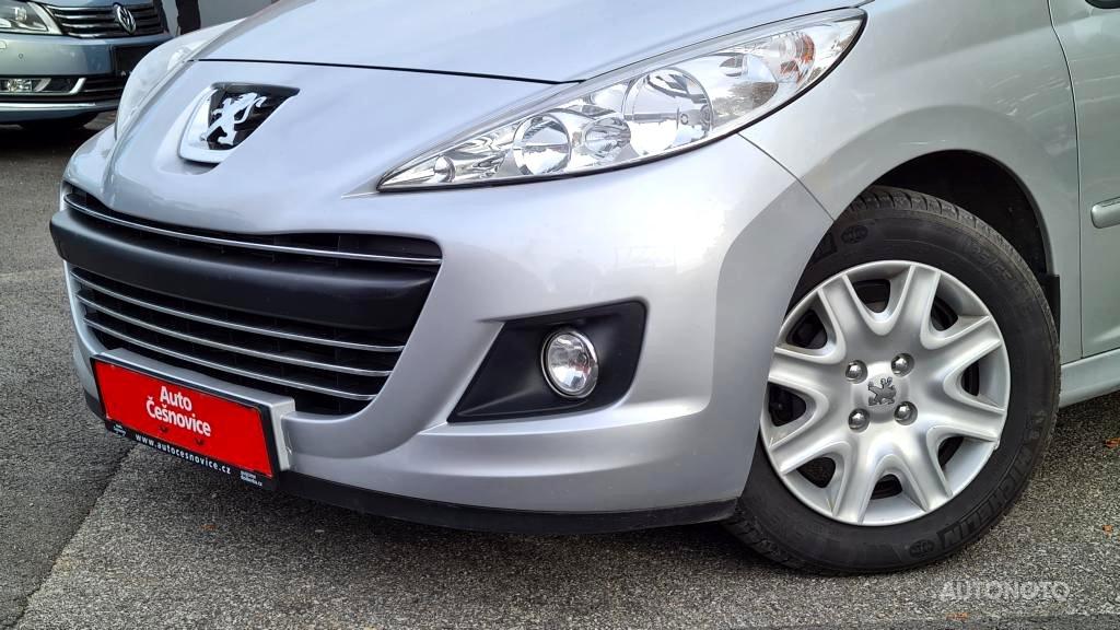 Peugeot 207, 2010 - celkový pohled