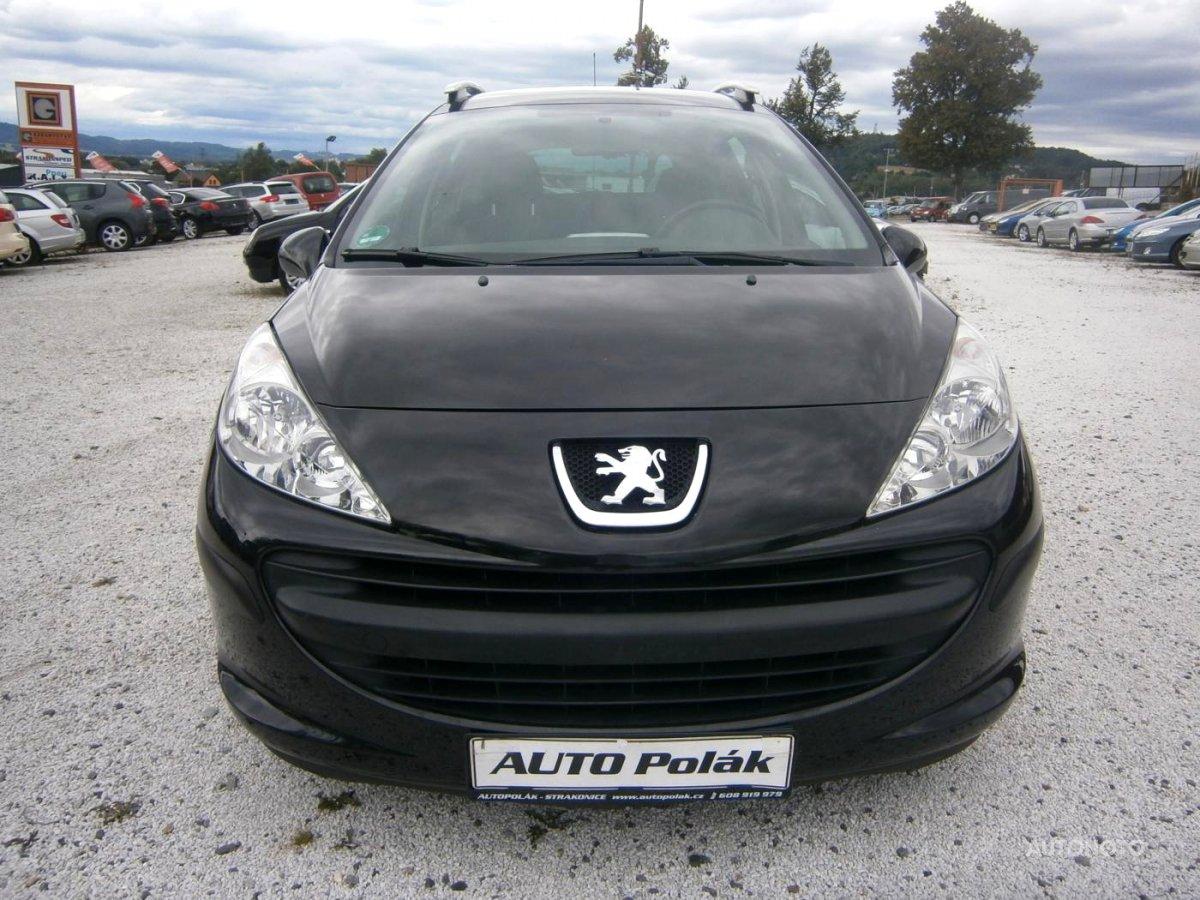 Peugeot 207, 2008 - celkový pohled