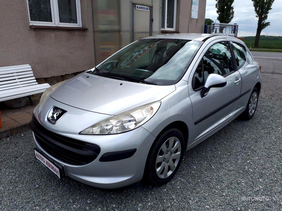 Peugeot 207, 2007 - celkový pohled
