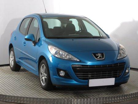 Peugeot 207 1.4,2012,ČR,1.maj,Serv.kniha,Klima
