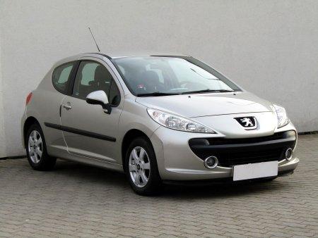 Peugeot 207, 2007