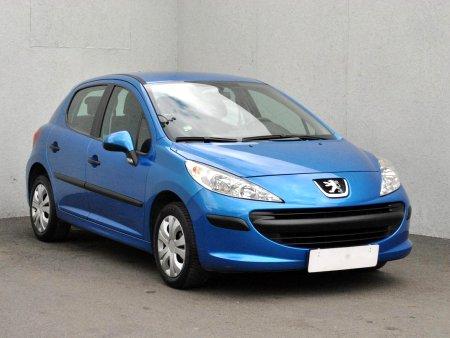 Peugeot 207, 2006