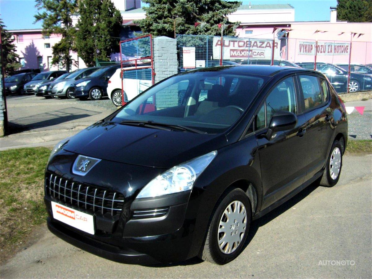 Peugeot 3008, 0 - celkový pohled