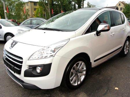 Peugeot 3008, 2012