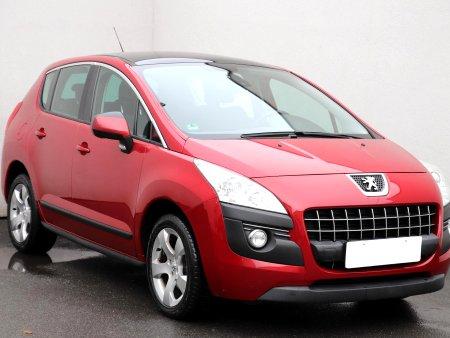 Peugeot 3008, 2009
