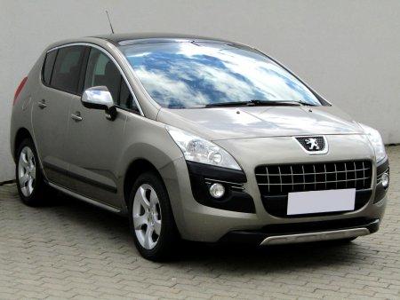 Peugeot 3008, 2010