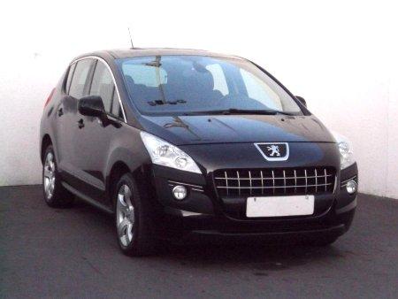 Peugeot 3008, 2014