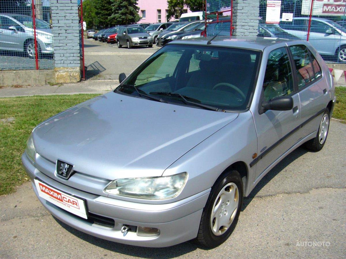 Peugeot 306, 0 - celkový pohled