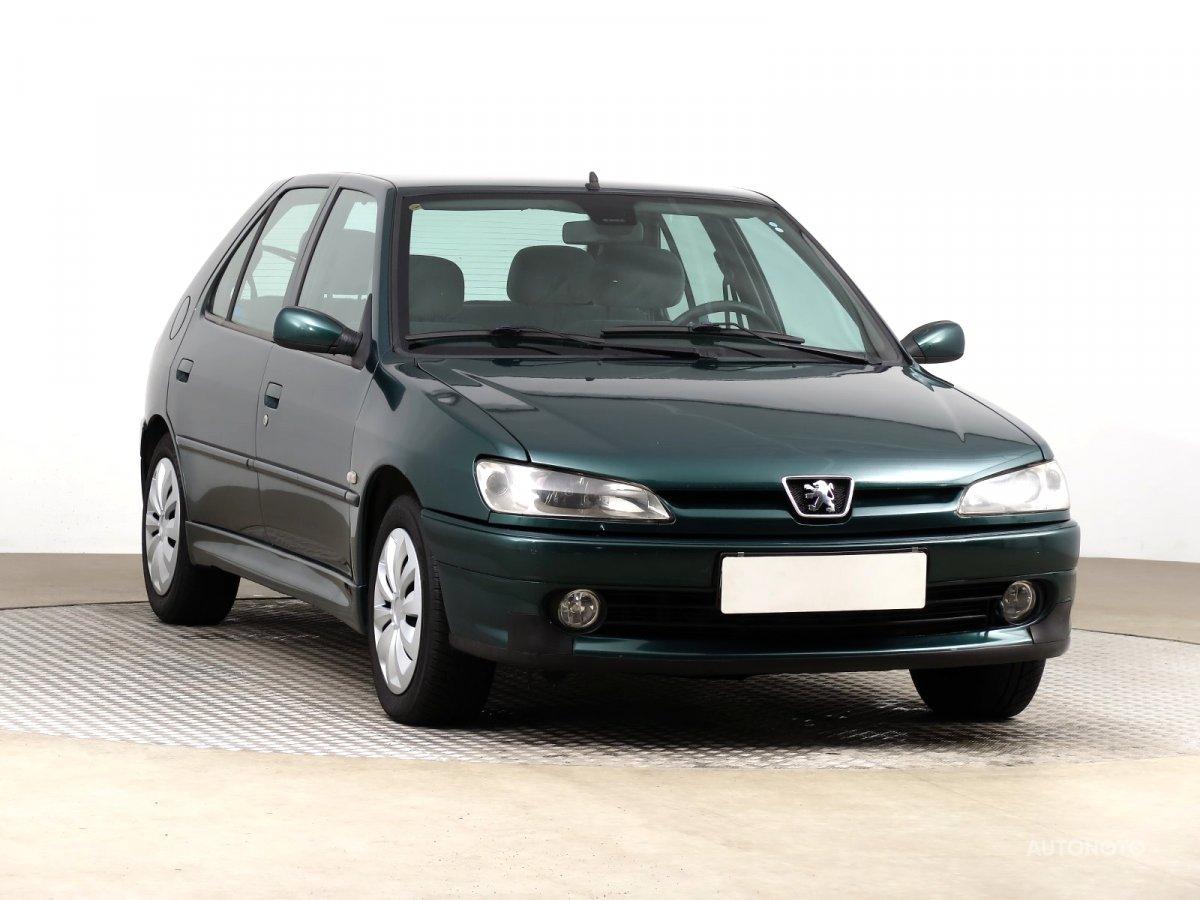 Peugeot 306, 2000 - celkový pohled