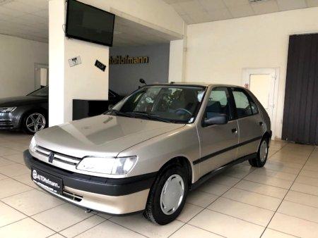 Peugeot 306, 1993