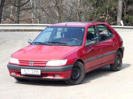 Peugeot 306, 1996