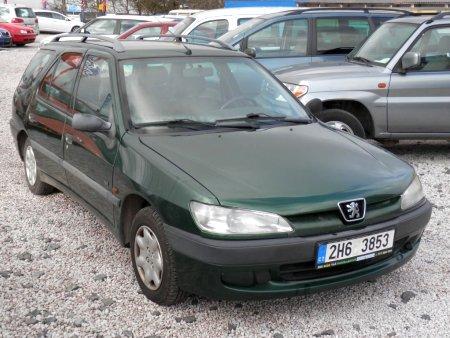 Peugeot 306, 1997