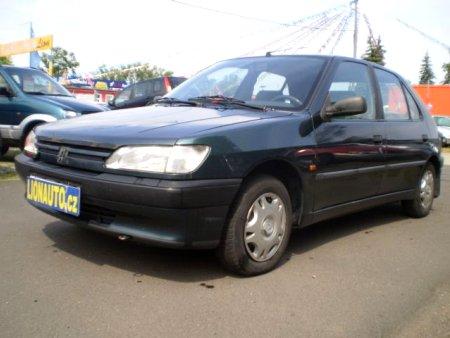 Peugeot 306, 1995