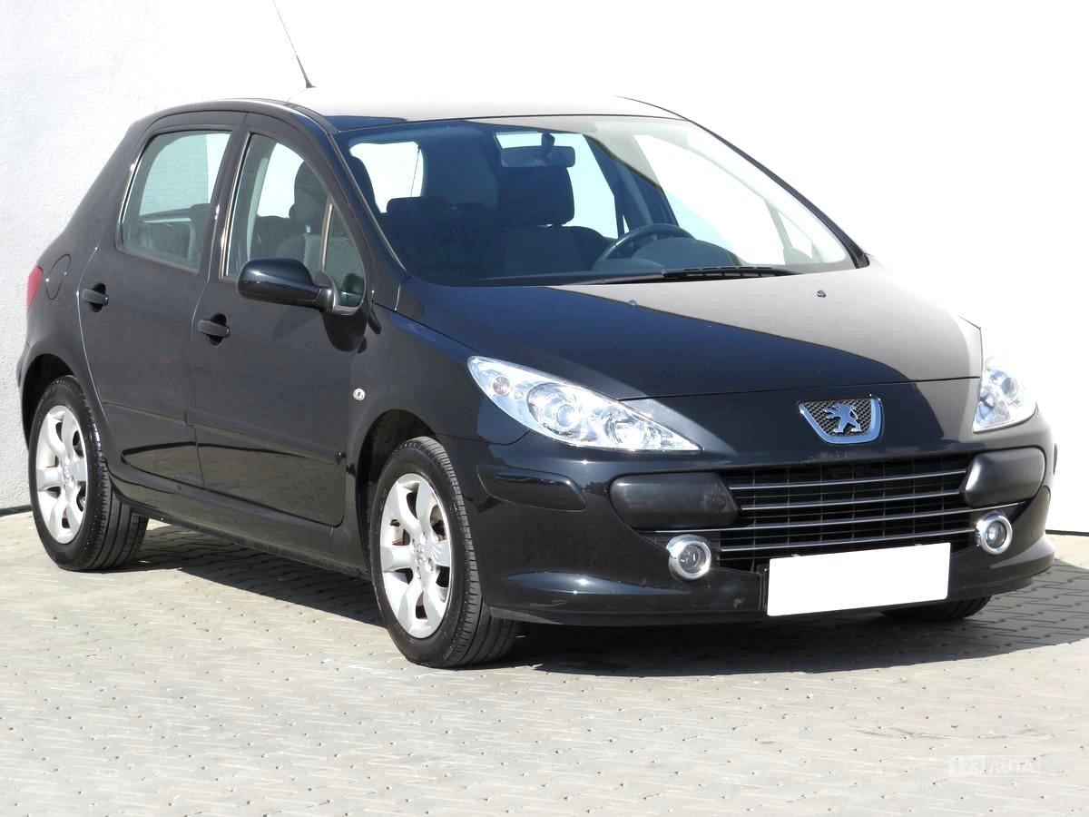 Peugeot 307, 2007 - celkový pohled