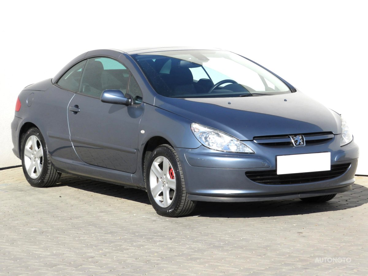 Peugeot 307, 2004 - celkový pohled