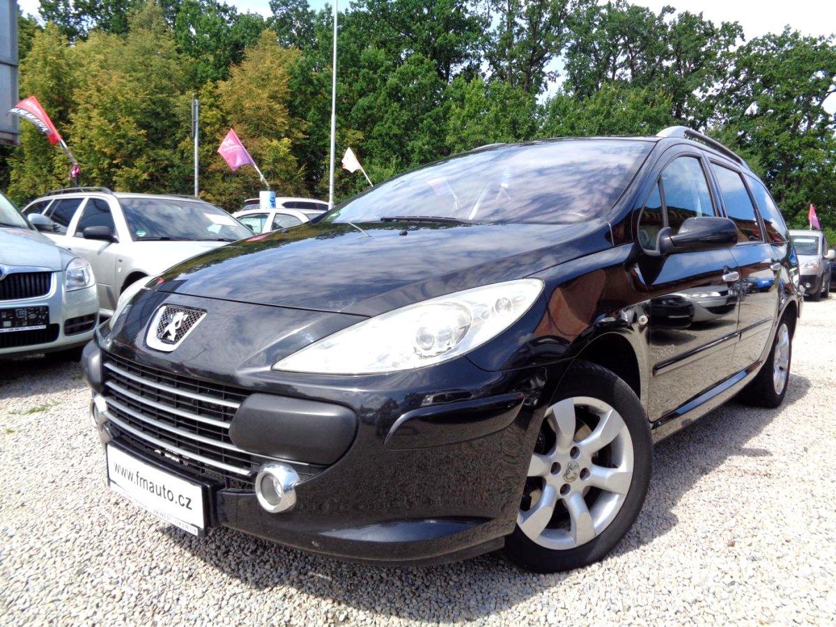 Peugeot 307, 2006 - celkový pohled