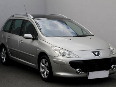 Peugeot 307, 2006