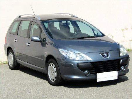 Peugeot 307, 2010