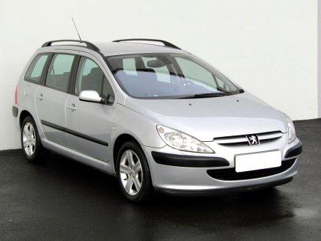 Peugeot 307, 2004